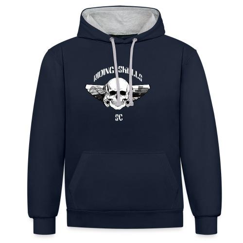 RSSC - Contrast hoodie