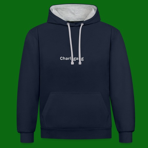 Charlzgang - Contrast Colour Hoodie