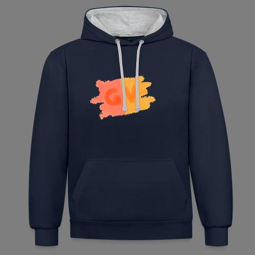 GekkeVincent - Contrast hoodie