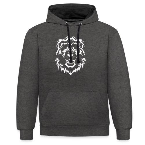 Karavaan LION - Contrast hoodie