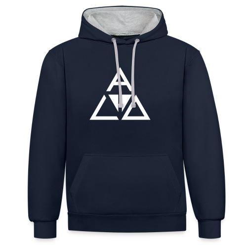 Acid Shirt png - Contrast hoodie