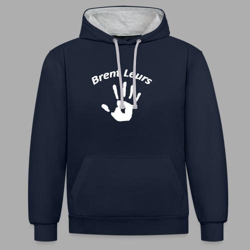 Beertje Brent Leurs - Contrast hoodie