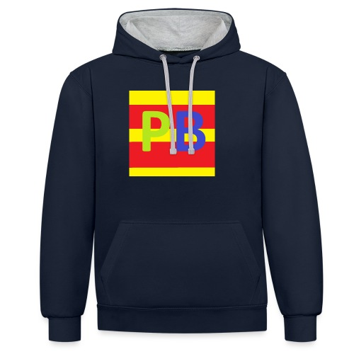 youtube pipobrothers tshirt kind - Contrast hoodie
