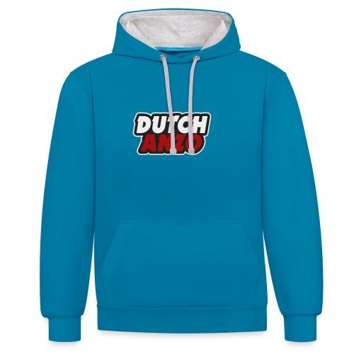 dutchanzo - Contrast hoodie
