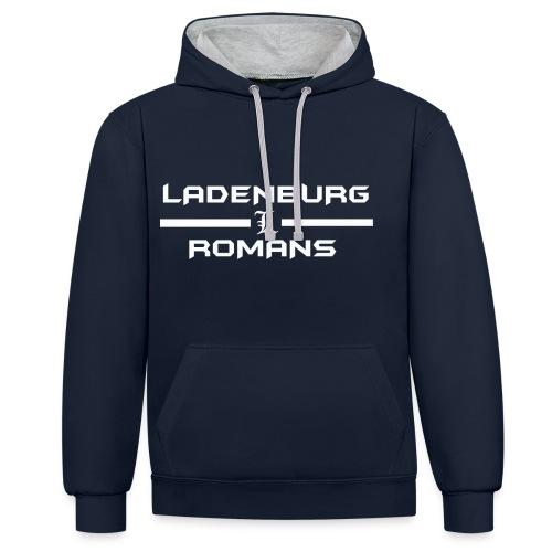 Ladenburg Romans - Kontrast-Hoodie