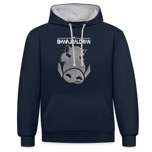 The Shwajnalorian - Contrast hoodie