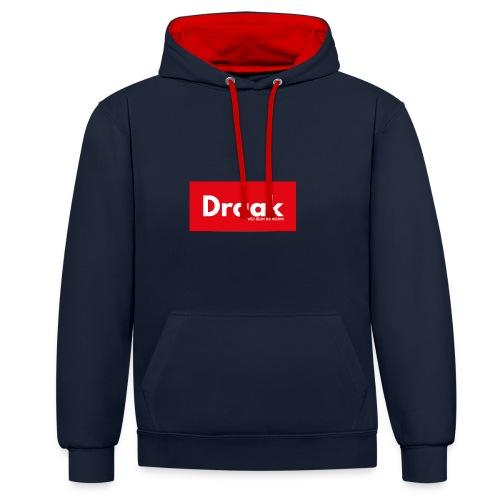 Draak League Spartan - Contrast hoodie