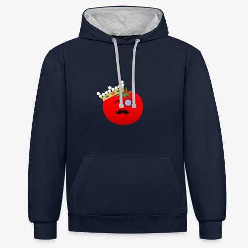 Tomatbaråonin - Kontrastluvtröja