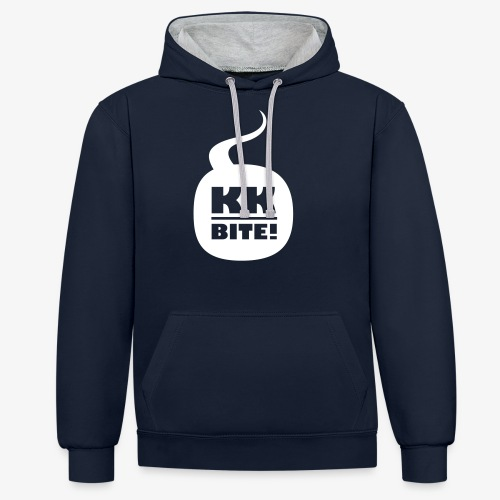 KK BITE original - Sweat-shirt contraste