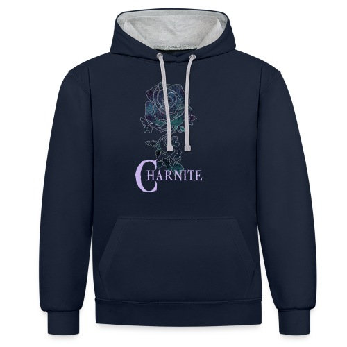 House Charnite - Contrast Colour Hoodie