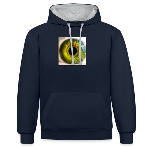 IMG 20180311 111555 - Contrast Colour Hoodie