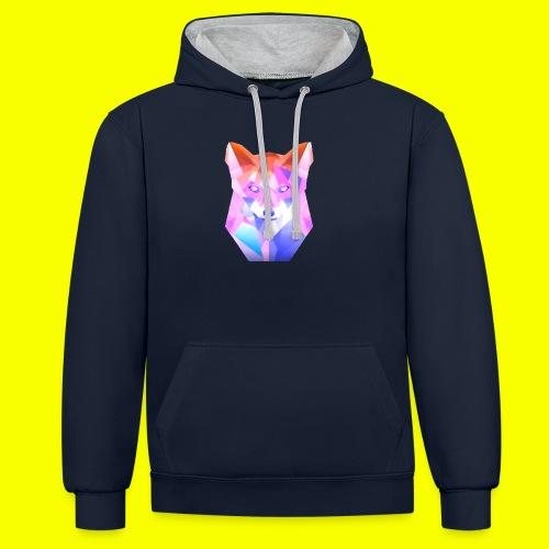 Nemirion Logo - Contrast hoodie