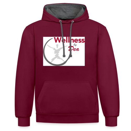 Wellness By Dea Vattenflaska - Kontrastluvtröja