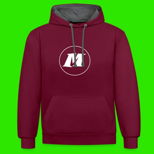 streatwear kleding - Contrast hoodie