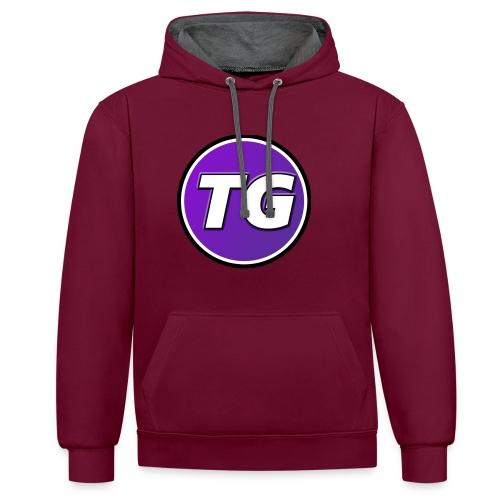TijhuisGamer merchandise - Contrast hoodie