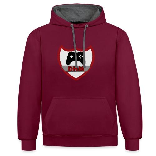 DouweHetMedium Shirt! - Contrast hoodie