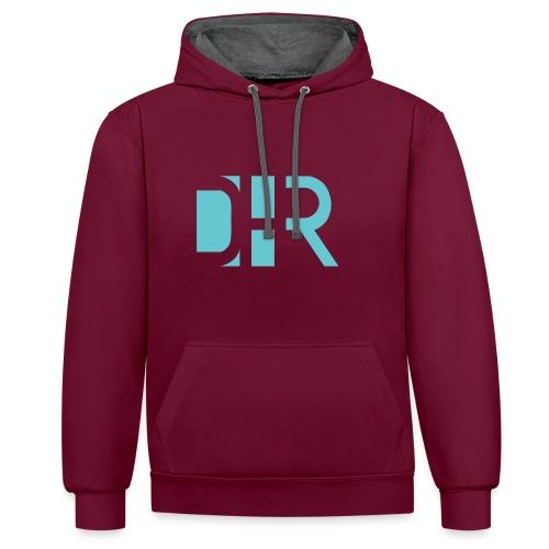 DHR Trick Shots - Contrast Colour Hoodie