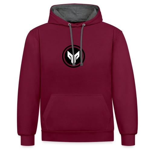 Terrenzo Orginal - Contrast hoodie