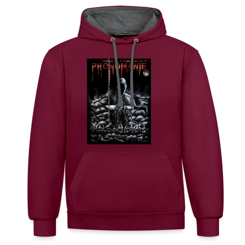 Phonomanie House of Horrors Edition - Kontrast-Hoodie
