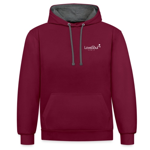 Love Soul Choir (2020) - Contrast Colour Hoodie