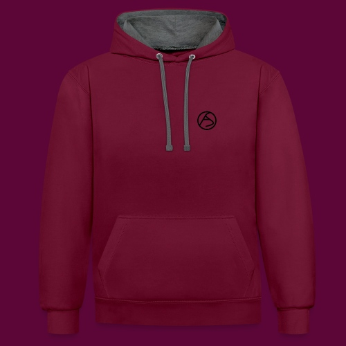 AS - Contrast Colour Hoodie