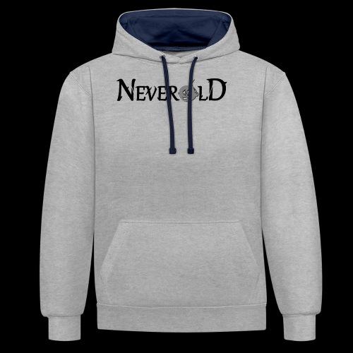 logo en ligne - Sweat-shirt contraste