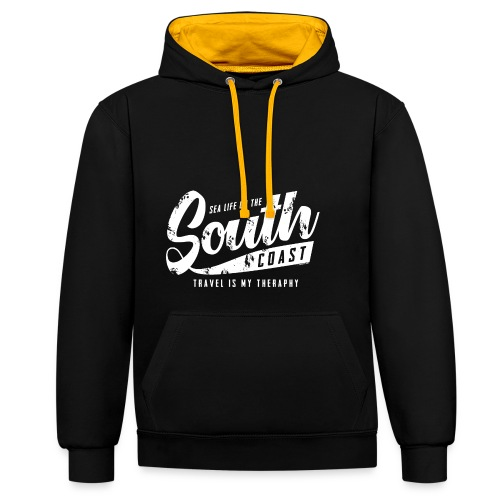 South Coast Sea surf clothes and gifts GP1305A - Kontrastihuppari
