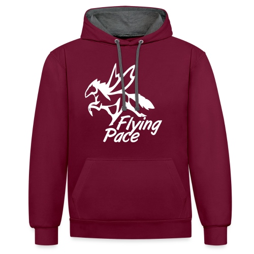 FLYING PACE - MT10 - Sweat-shirt contraste