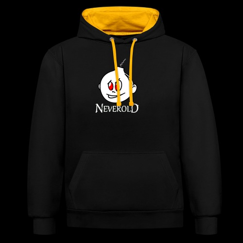 tete neverold - Sweat-shirt contraste