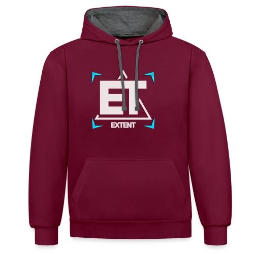 Extent eSports - Contrast Colour Hoodie