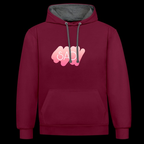 New t-shirt for music lover - Sweat-shirt contraste