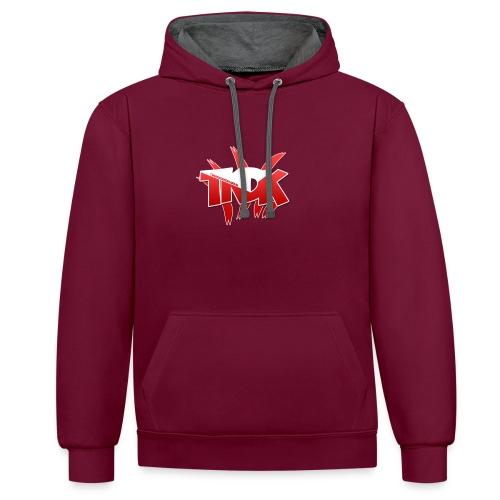 TKDK Teddy - Contrast hoodie