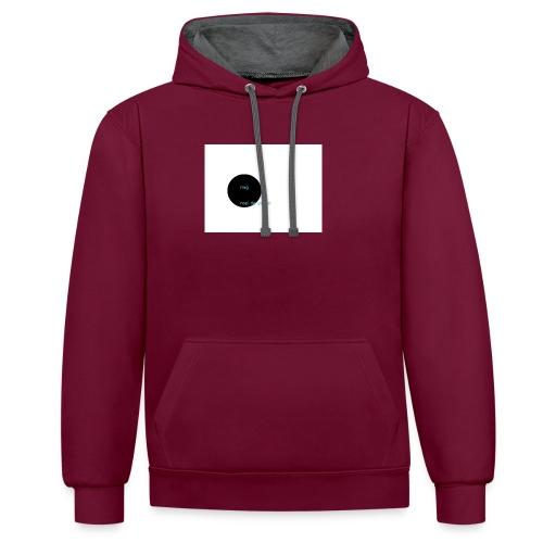 roel de gamer - Contrast hoodie