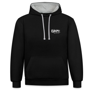 Culture Code - Contrast Colour Hoodie