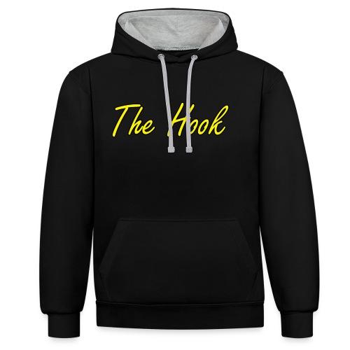The Hook Logo - Kontrastluvtröja