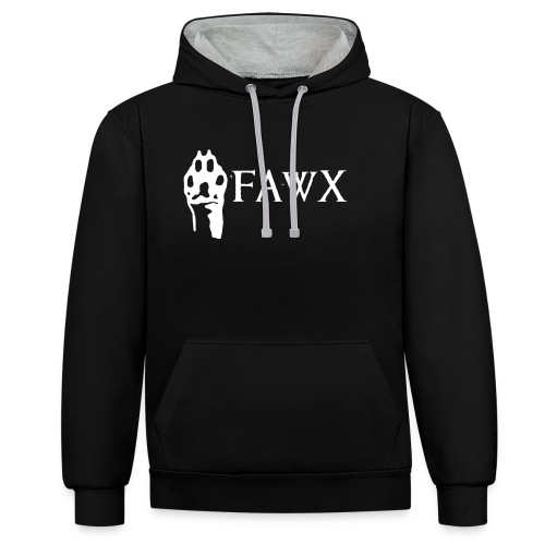 FAWX (Edition One) - Contrast Colour Hoodie