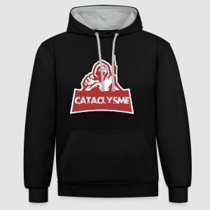 Cataclysme Roleplay - Sweat-shirt contraste