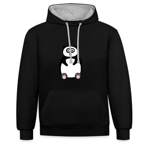 panda-png - Kontrastluvtröja