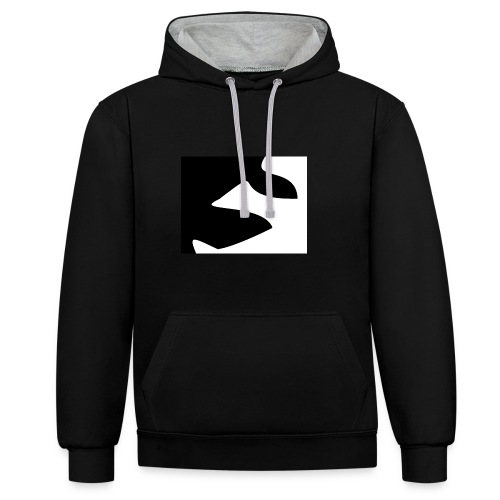 Artwork_1-png - Contrast Colour Hoodie
