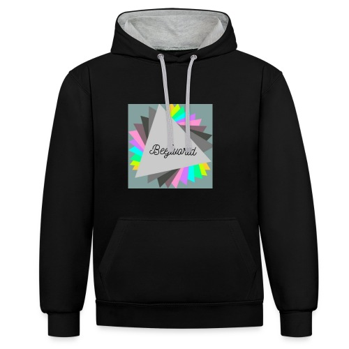 beefworld - Contrast Colour Hoodie