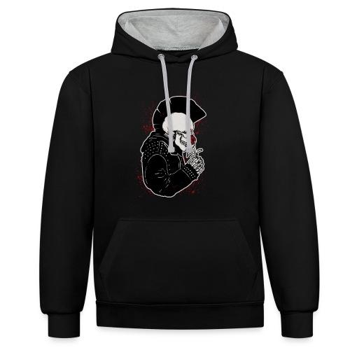 Punk in Love T-shirt - Contrast hoodie