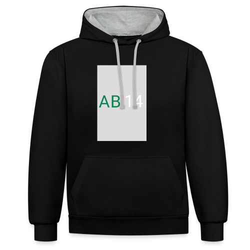 ABI14 - Sweat-shirt contraste