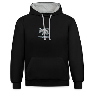 SplitFish Gameware Collection - Kontrast-Hoodie