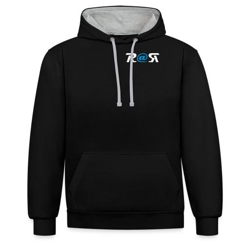 R@R Flex 2 - Kontrast-Hoodie
