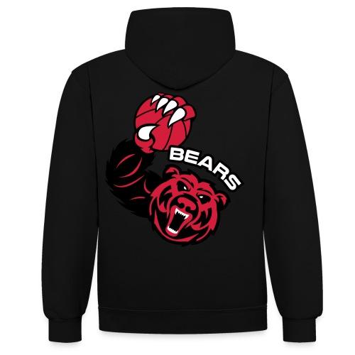 Bears Basketball - Sweat-shirt contraste