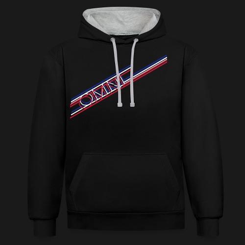 Tour Edition Long Shirt - Kontrast-Hoodie