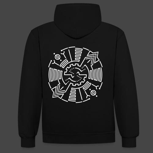 Tekno 23 Spirit - Sweat-shirt contraste