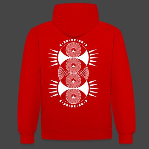 tekno 23 rings - Sweat-shirt contraste