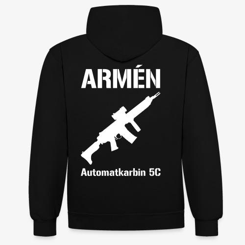 ARMÈN - Ak 5C - Kontrastluvtröja