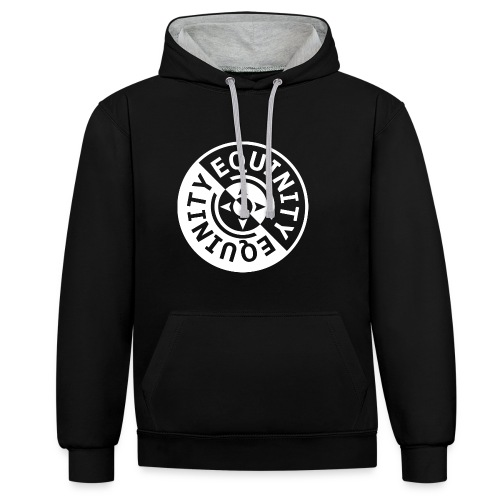 Equinity - Contrast Colour Hoodie